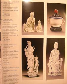 Sotheby's Auction Catalogue Chinese Ceramics and Works of Art London 1106 Page 2