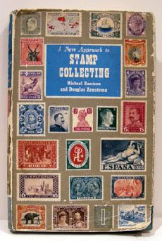 New Approach to Stamp Collecting Hard to Find Book