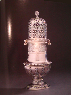 Sotheby Auction Catalogue Jaime Ortiz-Patino Silver Collection Page