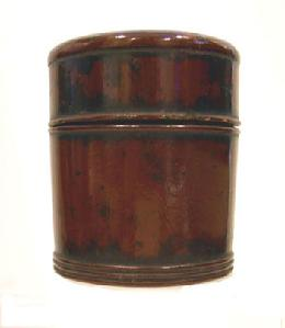 Antique Japanese Natsume (Tea Caddy)