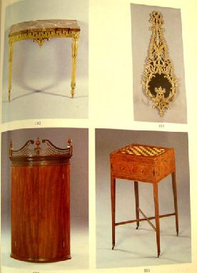 Fine English Furniture Sothebys Auction Catalogue London May 1990 Page 2