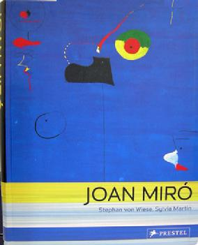 Softcover Book entitle Joan Miro