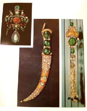 Gems and Jewels Hardback Book 1972 Page