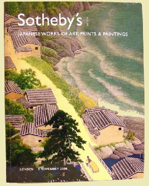 Sotheby's Japanese Works of Art Auction Catalogue 11/06
