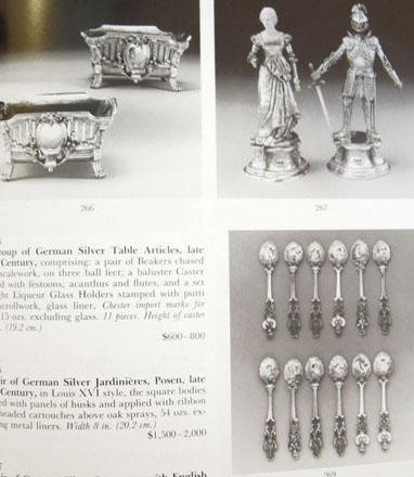 Sotheby's Auction Catalogue - Property from the Collection of the late John A. NMcCone - 1992-Sample Page 3