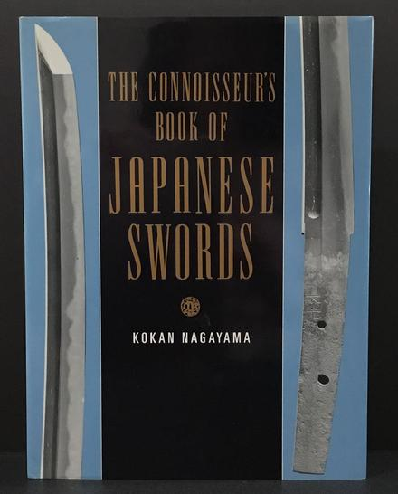 New/Unused Hardback Book entitled: The Connoisseur's Book of Japanese Swords by Kokan Nagayama