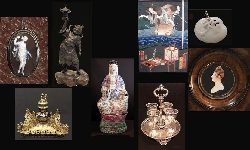 Michi Trading Company Houston, TX, established 1973, offering a wide selection od quality Antiques, Fine Art, Jewelry, Silver and More with Emphasis on Japanes and Chinese Antiques and WOA